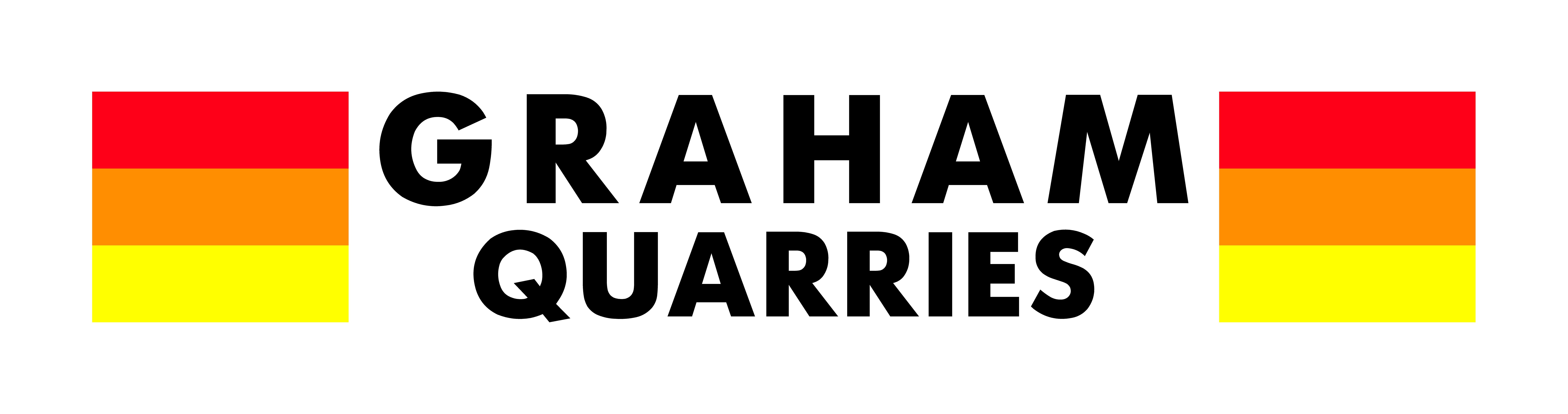 Graham Quarries White Backing